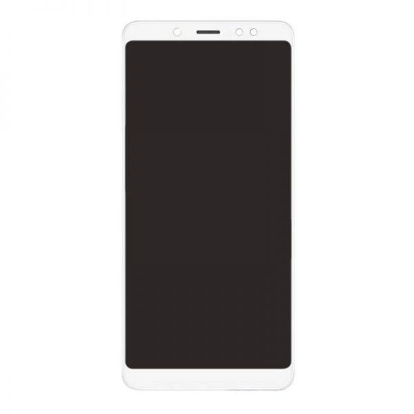 Xiaomi Redmi Note 5 Pro display and touch screen replacement white