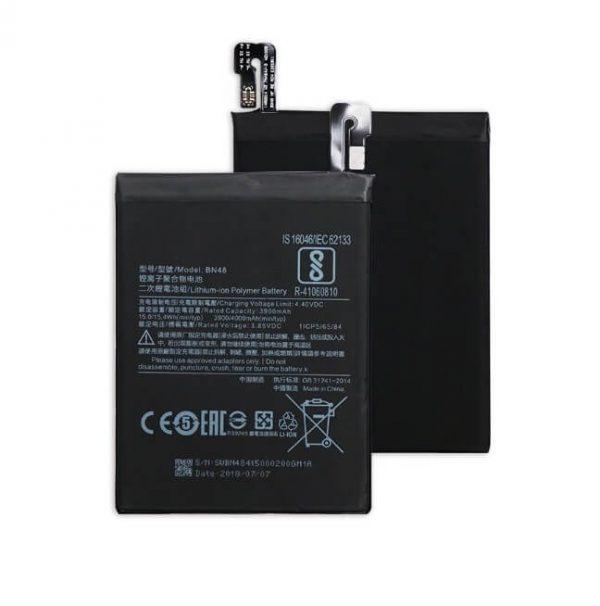 Original Xiaomi Redmi Note 6 Pro Battery Replacment BN48 4000 mAh