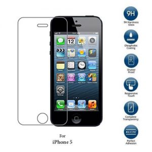 iPhone 5 Tempered Glass screen guard