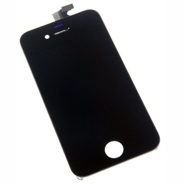 original apple iphone 4 lcd display and touch screen replacement combo black