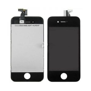 original apple iphone 4s lcd display and touch screen replacement combo black