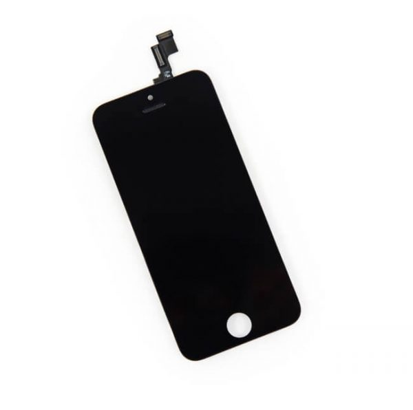 original apple iphone 5s lcd display and touch screen replacement combo black