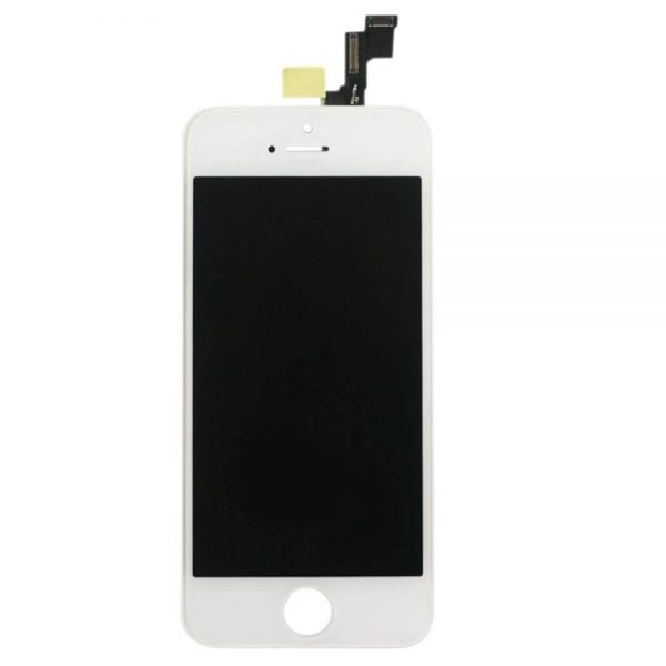 original apple iphone 5s lcd display and touch screen replacement combo white