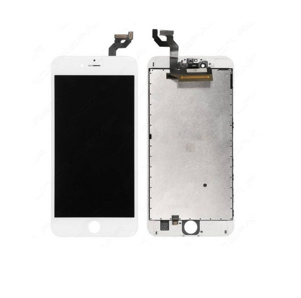 original apple iphone 6s plus lcd display and touch screen replacement combo white