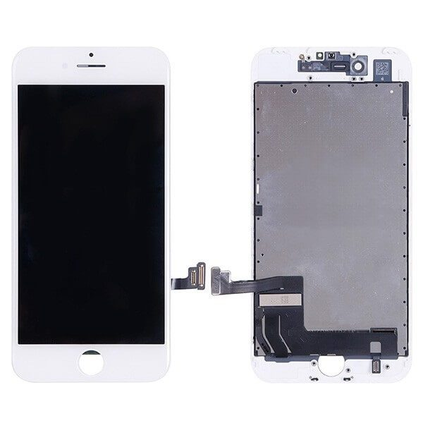 original apple iphone 7 lcd display and touch screen replacement combo white