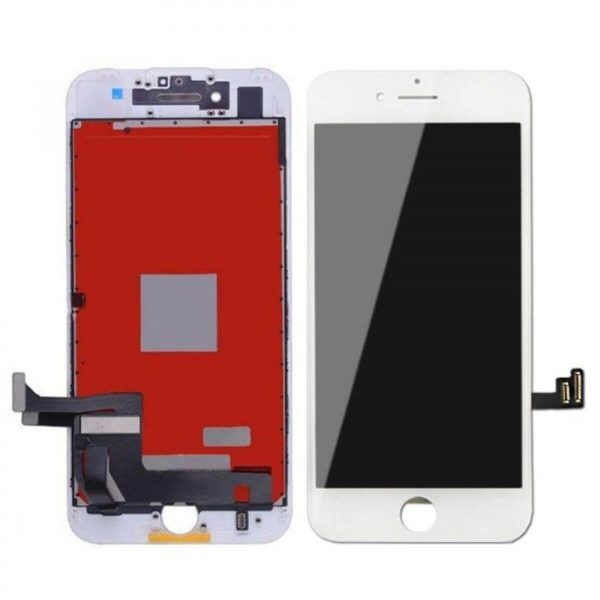 original apple iphone 7 plus lcd display and touch screen replacement combo white