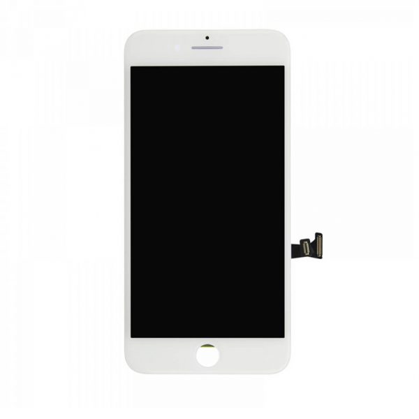 original apple iphone 8 plus lcd display and touch screen replacement combo white