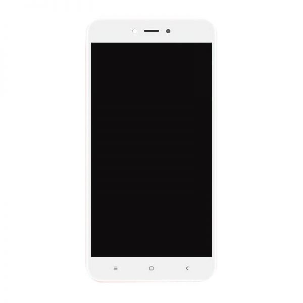 xiaomi redmi Y1 Lite display and touch screen replacement white