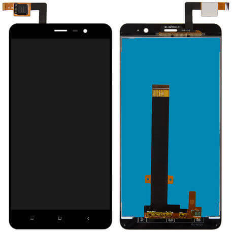 xiaomi redmi note 3 display and touch screen replacement black
