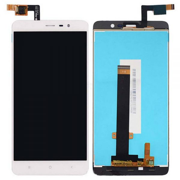 xiaomi redmi note 3 display and touch screen replacement white
