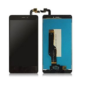 xiaomi redmi note 4 display and touch screen replacement black