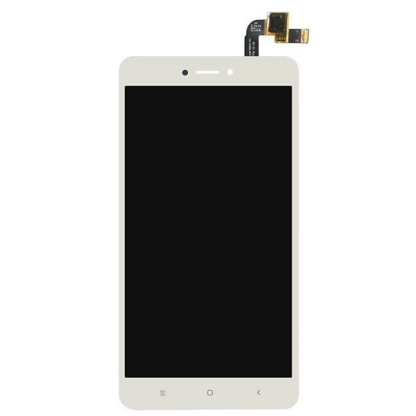 xiaomi redmi note 4x display and touch screen replacement white