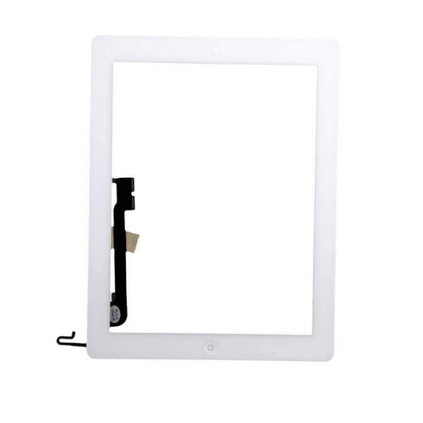 iPad 4 Touch Screen Replacement - White