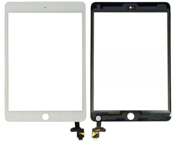 iPad Mini 3 Touch Screen Replacement - White