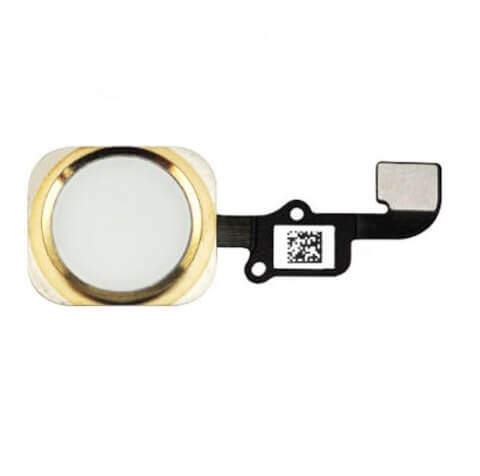 Apple iPhone 6 Home Button Replacement Cost Original - Gold