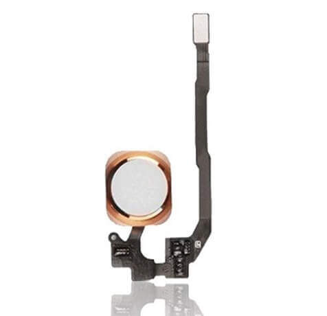 Apple iPhone SE Home Button Replacement Cost Original - Rose Gold