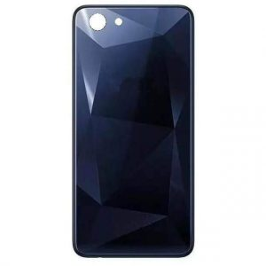 Original Realme 1 Back Panel Housing Replacement - Black
