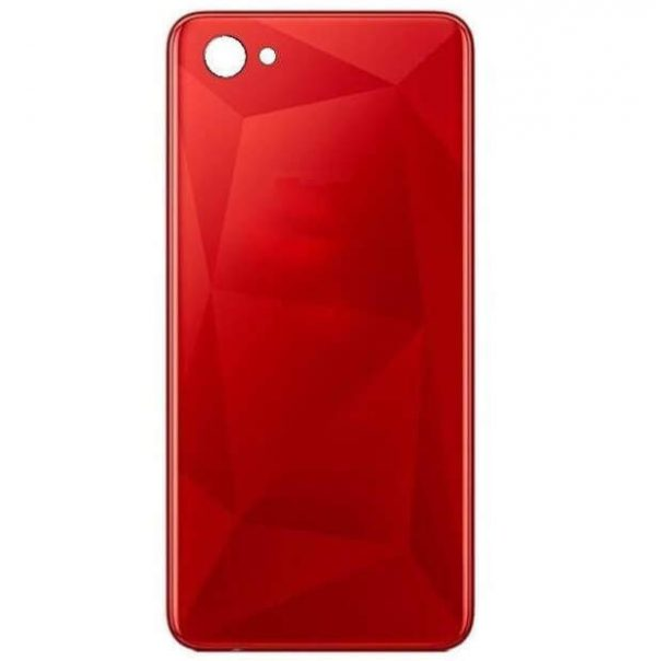 Original Realme 1 Back Panel Housing Replacement - Red
