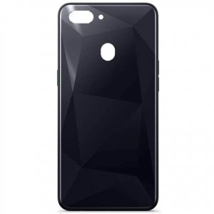 Original Realme 2 Back Panel Housing Replacement - Black