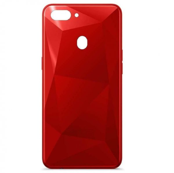 Original Realme 2 Back Panel Housing Replacement - Red