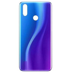 Original Realme 3 Pro Back Panel Housing Replacement - Blue