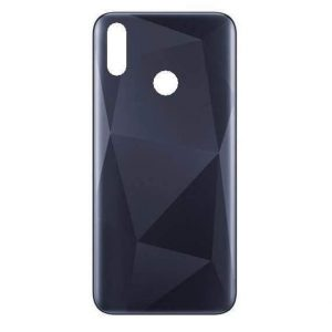Original Realme 3i Back Panel Housing Replacement - Black