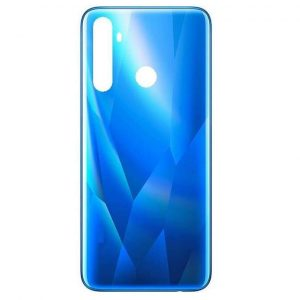Original Realme 5 Back Panel Housing Replacement - Blue