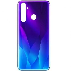 Original Realme 5 Pro Back Panel Housing Replacement - Blue