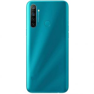 Original Realme 5i Back Panel Housing Replacement - Blue