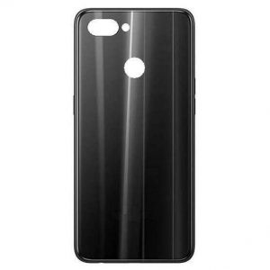 Original Realme U1 Back Panel Housing Replacement - Black