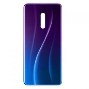 Original Realme X Back Panel Housing Replacement - Blue