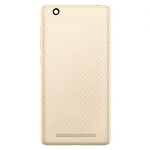 Xiaomi Redmi 3 Back Panel Replacement gold