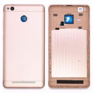 Xiaomi Redmi 3x Back Panel Replacement Gold