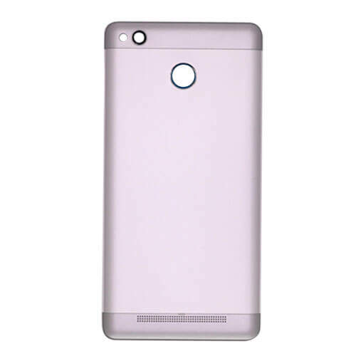 Xiaomi Redmi 3x Back Panel Replacement Silver