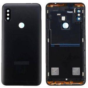 Xiaomi Redmi 6 Pro Back Panel Replacement Black