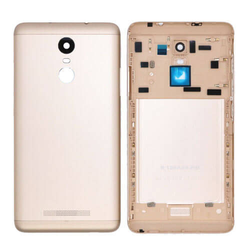 Xiaomi Redmi Note 3 Back Panel Replacement gold