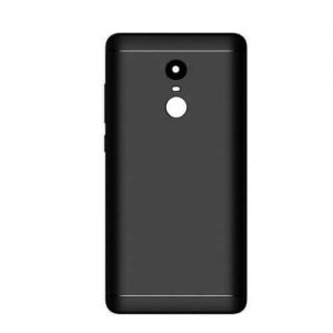 Xiaomi Redmi Note 4 Back Panel Replacement black