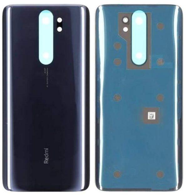 Xiaomi Redmi Note 8 Pro Back Panel Replacement Black