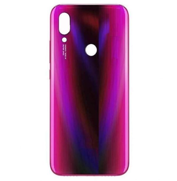 Xiaomi Redmi Y3 Back Panel Replacement Red