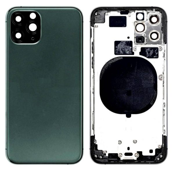 iPhone 11 Pro Back Panel Replacement - Midnight Green