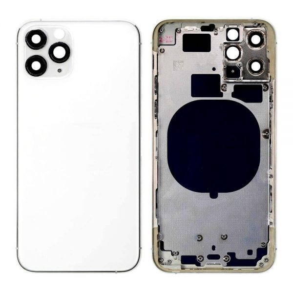 iPhone 11 Pro Back Panel Replacement - Silver