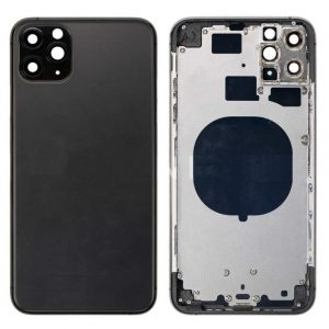 iPhone 11 Pro Max Back Panel Replacement - Space Gray