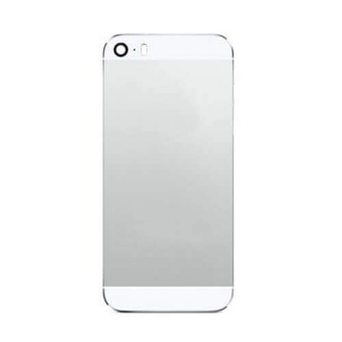 iPhone 5s Back Panel Replacement - Silver