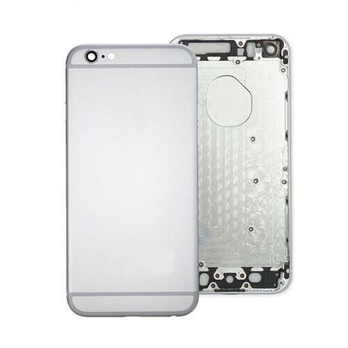 iPhone 6 Plus Back Panel Replacement - Silver
