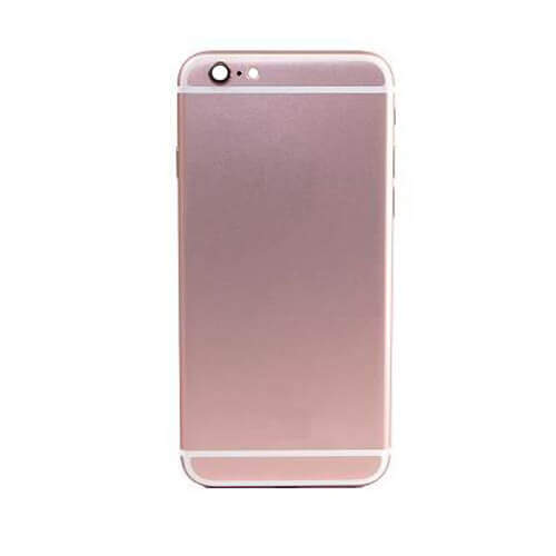 iPhone 6s Back Panel Replacement - Rose Gold