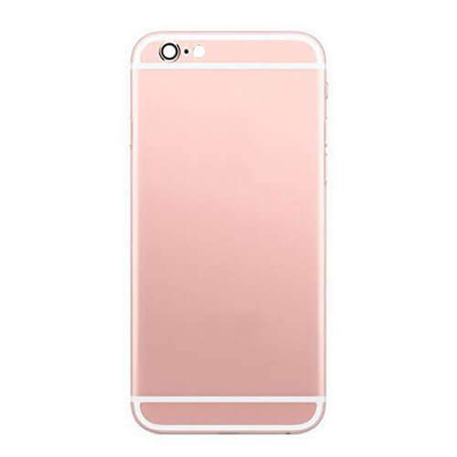 iPhone 6s Plus Back Panel Replacement - Rose gold