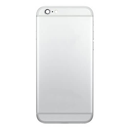 iPhone 6s Plus Back Panel Replacement - Silver
