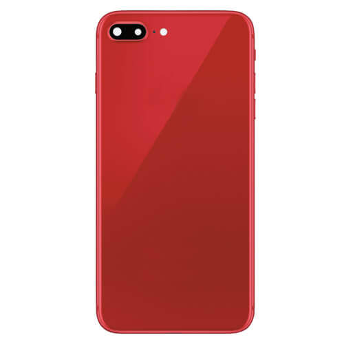 iPhone 8 Plus Back Panel Replacement - Red