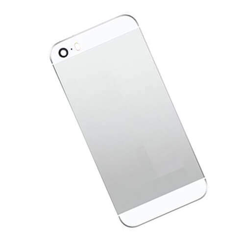 iPhone SE Back Panel Replacement - Silver