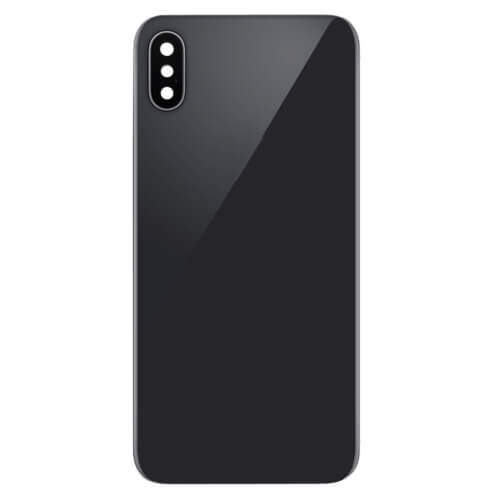 iPhone X Back Panel Replacement - Space Grey